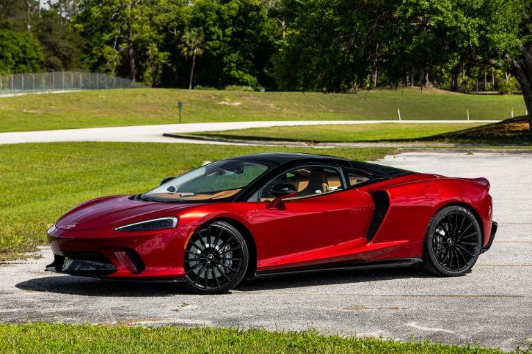 Used 2020 McLaren GT Base for sale Sold at McLaren Orlando LLC in Titusville FL 32780 2