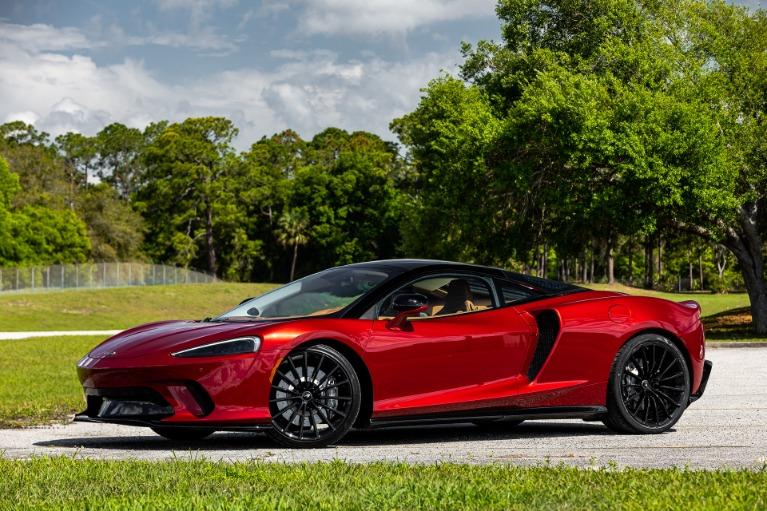 Used 2020 McLaren GT Base for sale Sold at McLaren Orlando LLC in Titusville FL 32780 3