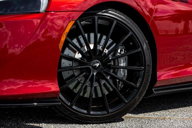 Used 2020 McLaren GT Base for sale Sold at McLaren Orlando LLC in Titusville FL 32780 4