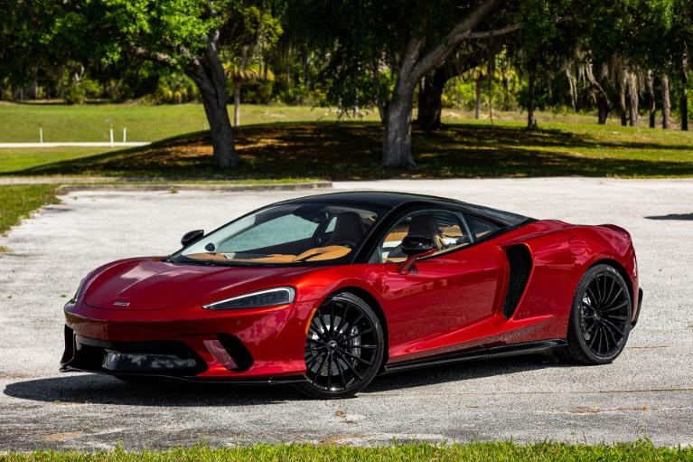 Used 2020 McLaren GT for sale $253,430 at McLaren Orlando LLC in Titusville FL