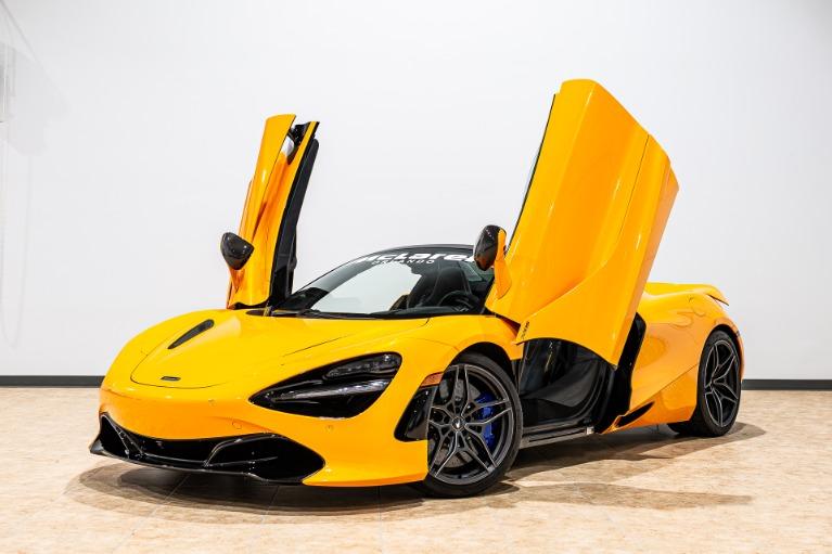 Used 2020 McLaren 720S Spider Performance for sale $362,879 at McLaren Orlando LLC in Titusville FL 32780 2