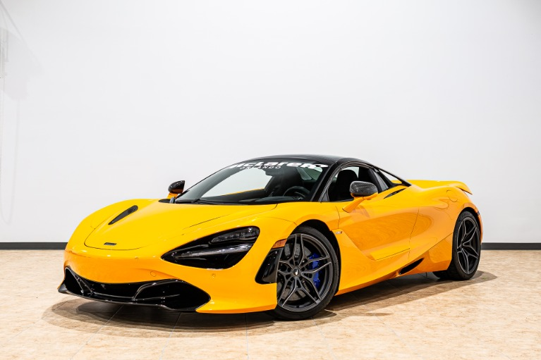 Used 2020 McLaren 720S Spider Performance for sale $362,879 at McLaren Orlando LLC in Titusville FL 32780 4
