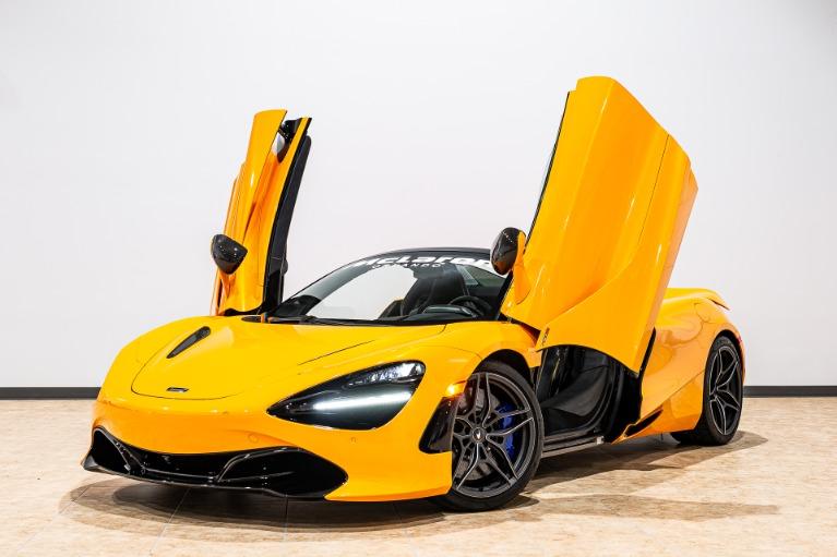 Used 2020 McLaren 720S Spider Performance for sale $362,879 at McLaren Orlando LLC in Titusville FL 32780 1