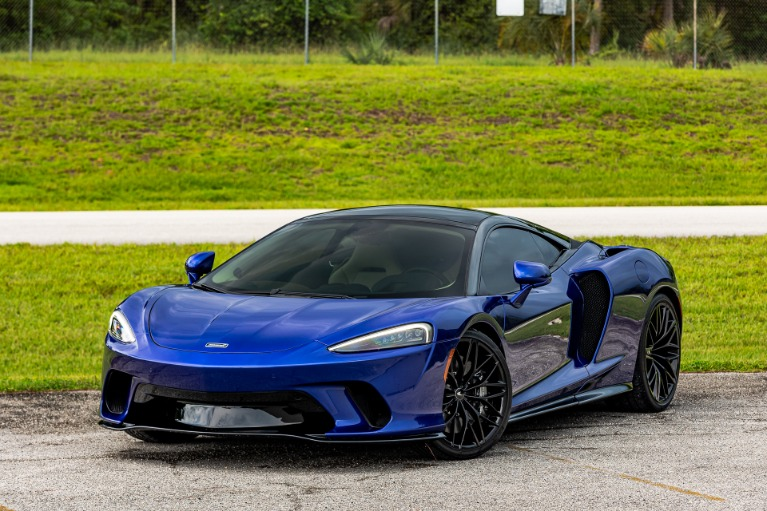New 2021 McLaren GT for sale $221,225 at McLaren Orlando LLC in Titusville FL 32780 2