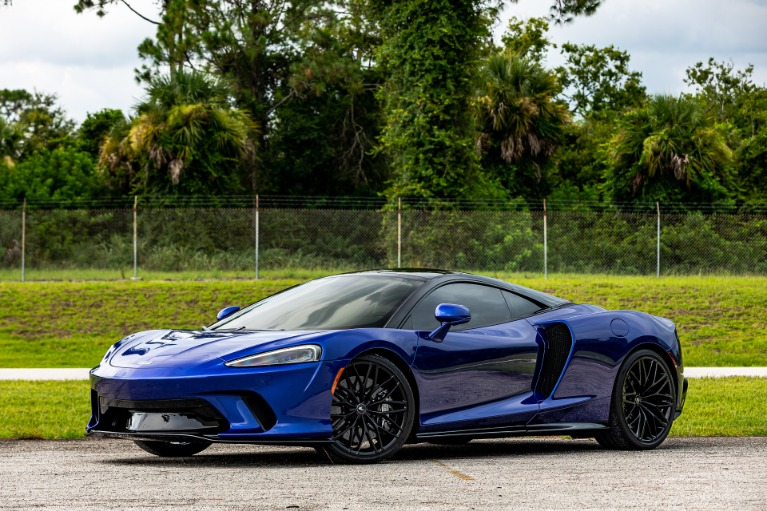 New 2021 McLaren GT for sale $221,225 at McLaren Orlando LLC in Titusville FL 32780 4