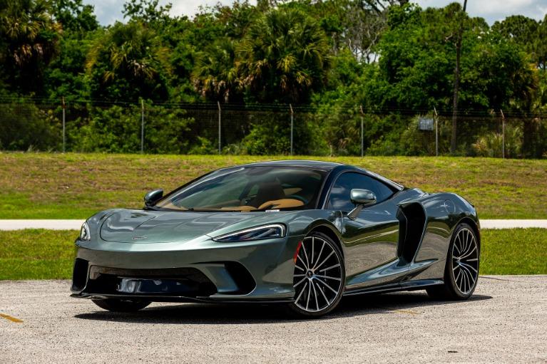 New 2021 McLaren GT for sale Sold at McLaren Orlando LLC in Titusville FL 32780 3