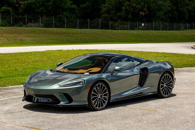 New 2021 McLaren GT for sale Sold at McLaren Orlando LLC in Titusville FL 32780 4