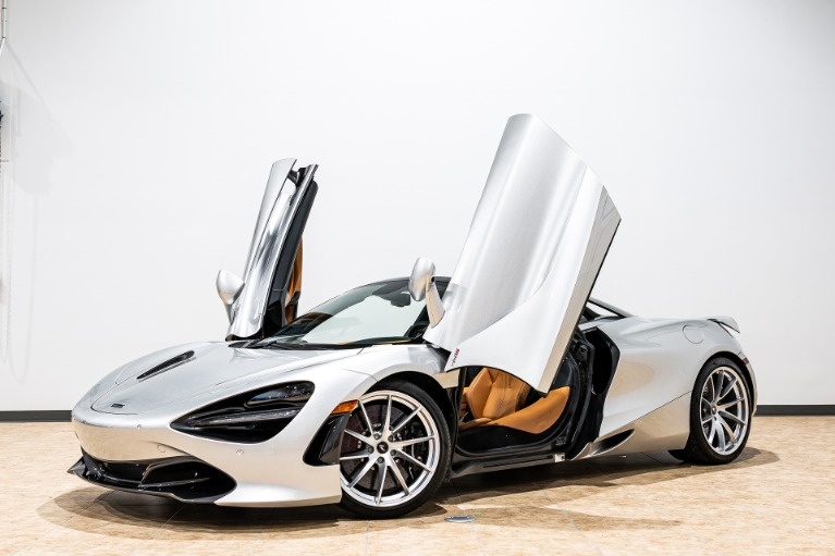 New 2020 McLaren 720S Spider Luxury for sale $357,910 at McLaren Orlando LLC in Titusville FL 32780 2