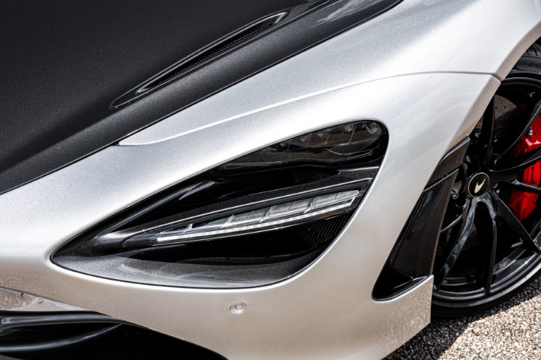 New 2020 McLaren 720S Spider Luxury for sale $357,910 at McLaren Orlando LLC in Titusville FL 32780 3