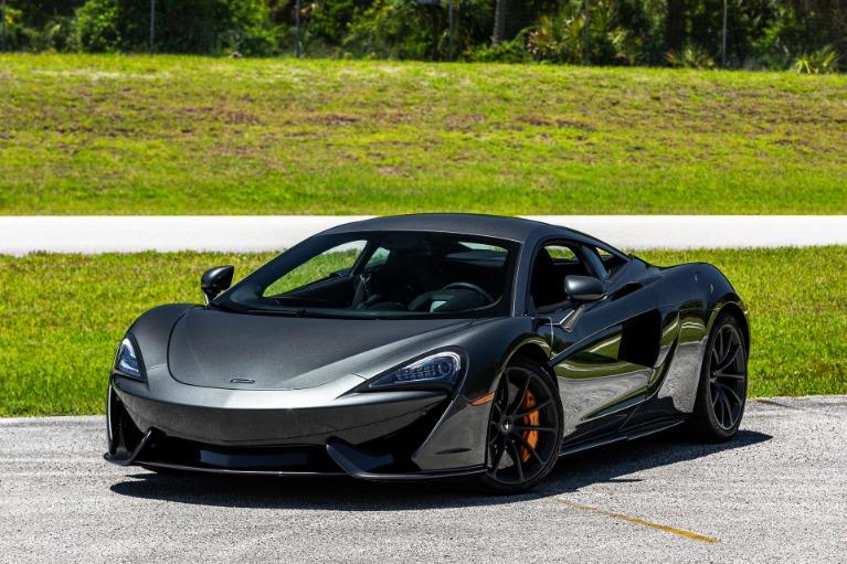 Used 2020 McLaren 570S for sale $196,880 at McLaren Orlando LLC in Titusville FL 32780 2