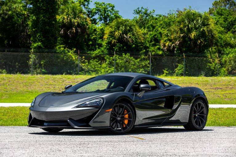 Used 2020 McLaren 570S for sale $196,880 at McLaren Orlando LLC in Titusville FL 32780 3