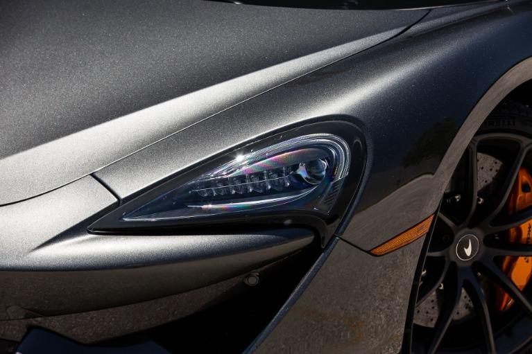 Used 2020 McLaren 570S for sale $196,880 at McLaren Orlando LLC in Titusville FL 32780 4