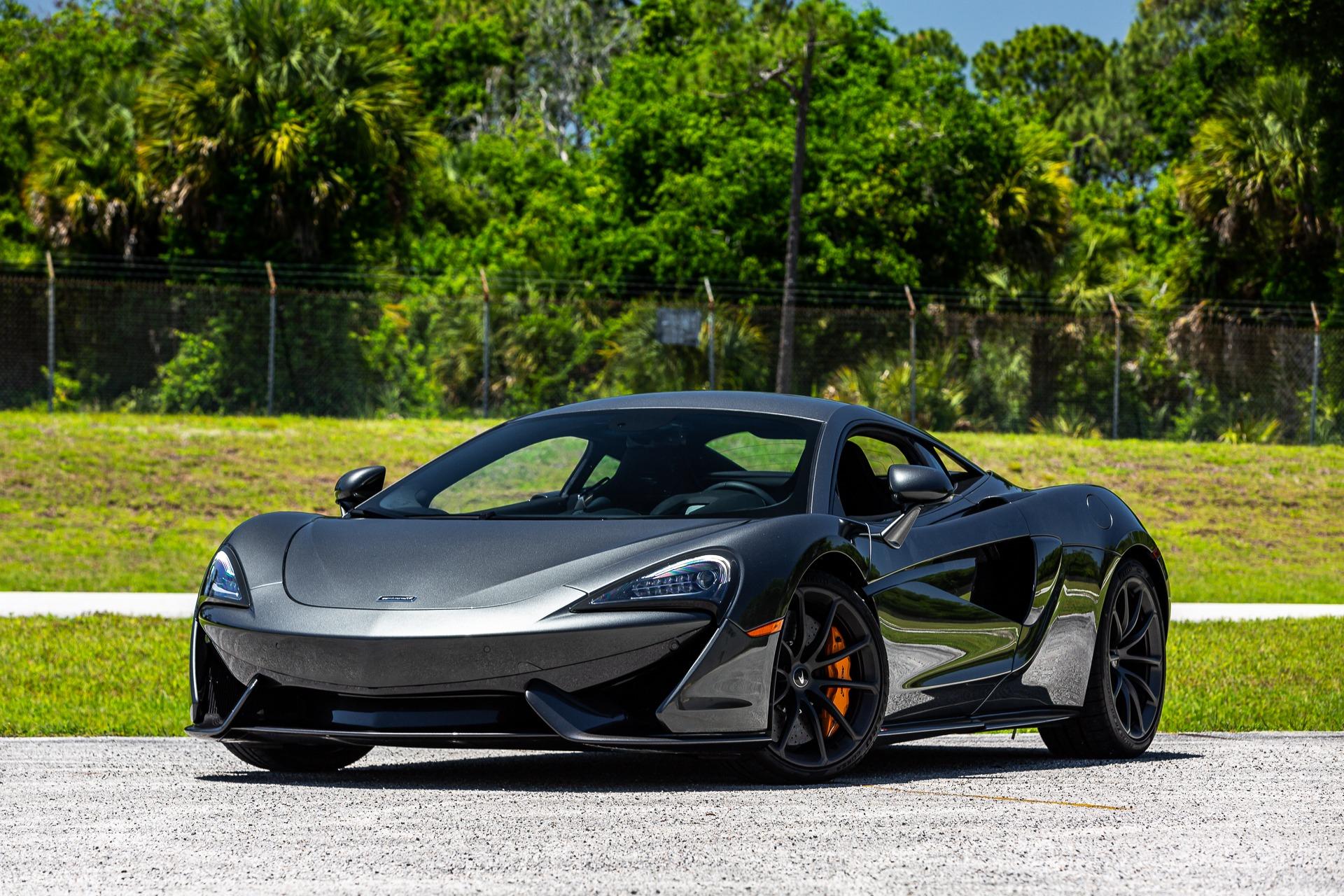 Used 2020 McLaren 570S for sale $196,880 at McLaren Orlando LLC in Titusville FL 32780 1