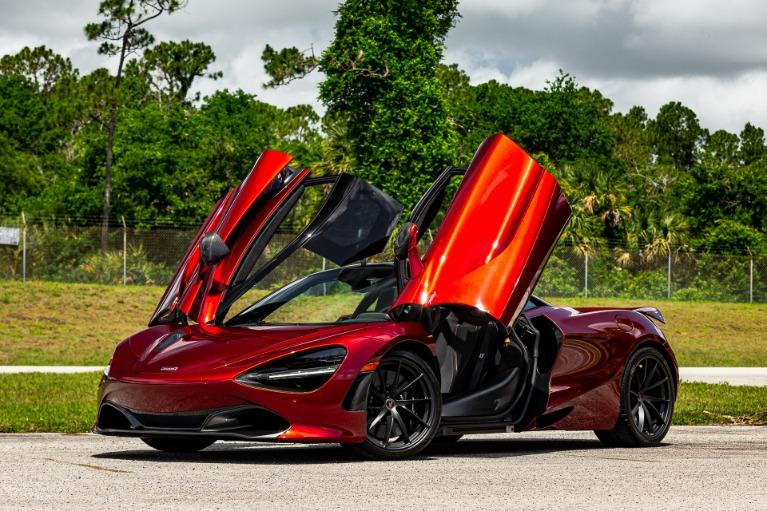 Used 2018 McLaren 720S Performance for sale $252,880 at McLaren Orlando LLC in Titusville FL 32780 2