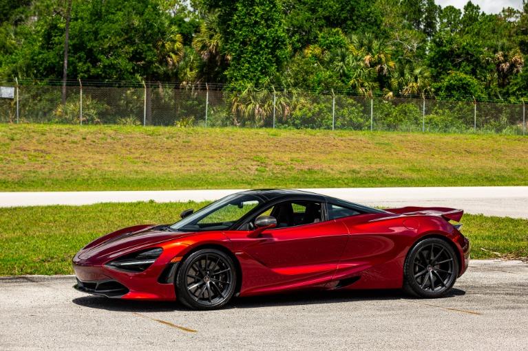 Used 2018 McLaren 720S Performance for sale $252,880 at McLaren Orlando LLC in Titusville FL 32780 4
