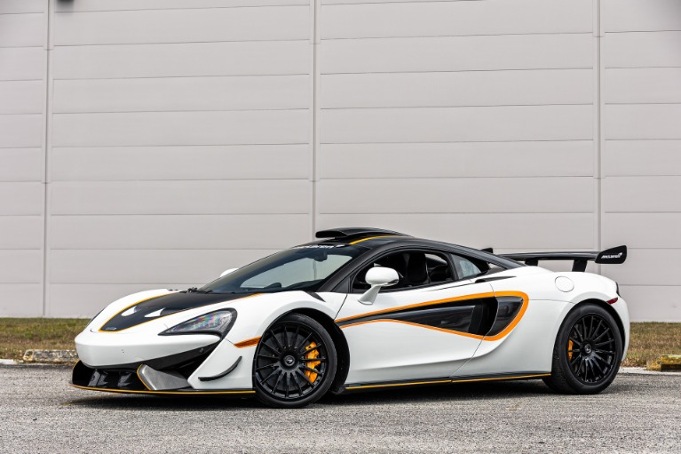 New 2020 McLaren 620R for sale $312,605 at McLaren Orlando LLC in Titusville FL 32780 2