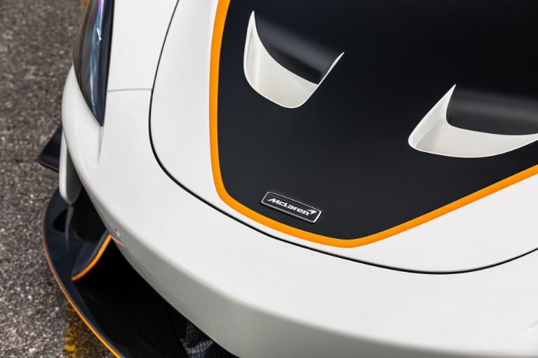 New 2020 McLaren 620R for sale $312,605 at McLaren Orlando LLC in Titusville FL 32780 4