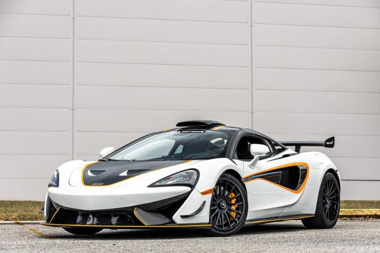 New 2020 McLaren 620R for sale $312,605 at McLaren Orlando LLC in Titusville FL 32780 1
