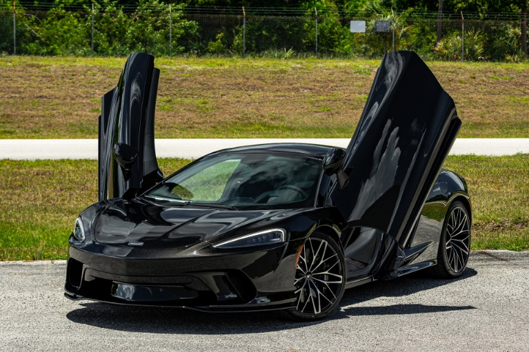 New 2021 McLaren GT Luxe for sale $216,525 at McLaren Orlando LLC in Titusville FL 32780 4