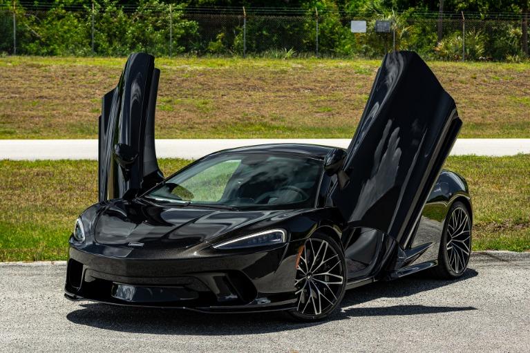 Used 2021 McLaren GT Luxe for sale Sold at McLaren Orlando LLC in Titusville FL 32780 4