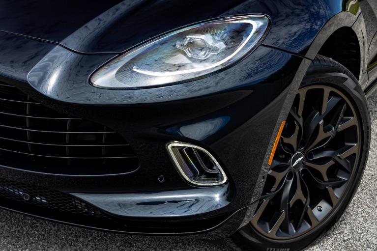 Used 2021 Aston Martin DBX for sale $198,880 at McLaren Orlando LLC in Titusville FL 32780 2