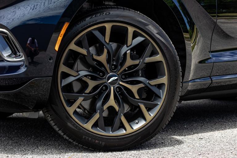 Used 2021 Aston Martin DBX for sale $198,880 at McLaren Orlando LLC in Titusville FL 32780 4
