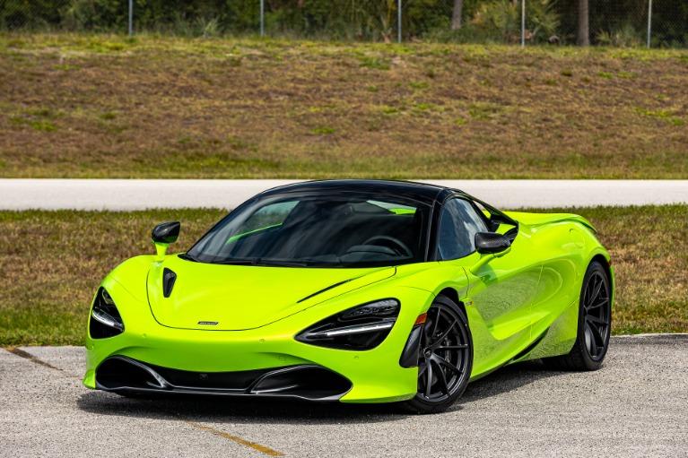 New 2021 McLaren 720S Spider Performance for sale Sold at McLaren Orlando LLC in Titusville FL 32780 2