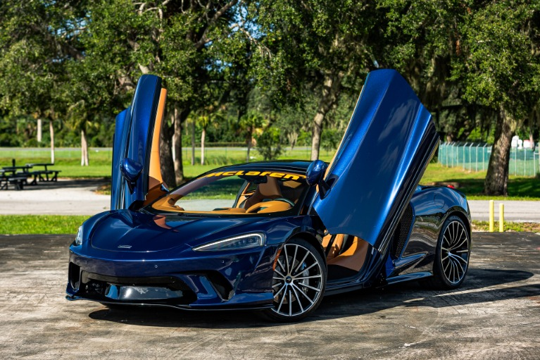 Used 2020 McLaren GT Base for sale $229,288 at McLaren Orlando LLC in Titusville FL 32780 2