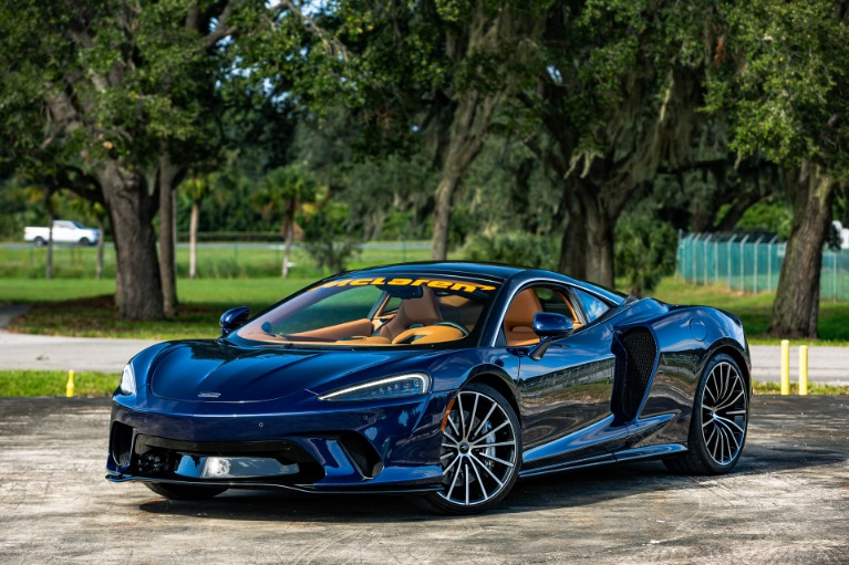 Used 2020 McLaren GT Base for sale $229,288 at McLaren Orlando LLC in Titusville FL 32780 3
