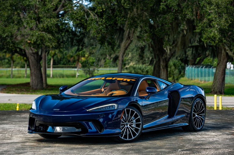 Used 2020 McLaren GT Base for sale $229,288 at McLaren Orlando LLC in Titusville FL 32780 4