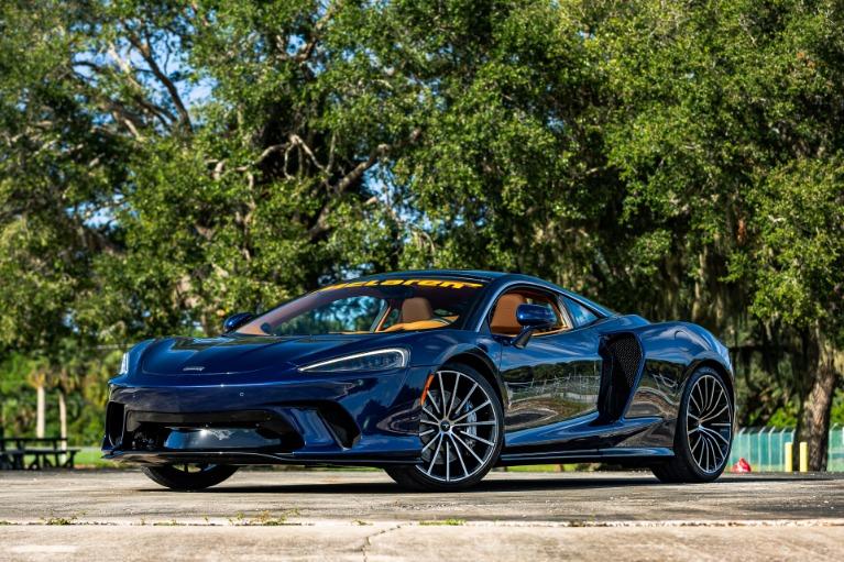 Used 2020 McLaren GT Base for sale Sold at McLaren Orlando LLC in Titusville FL 32780 1