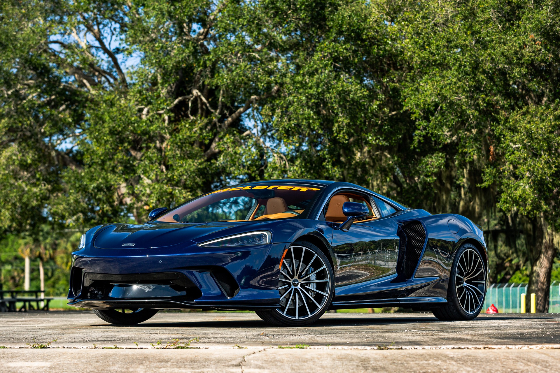 Used 2020 McLaren GT Base for sale $229,288 at McLaren Orlando LLC in Titusville FL 32780 1