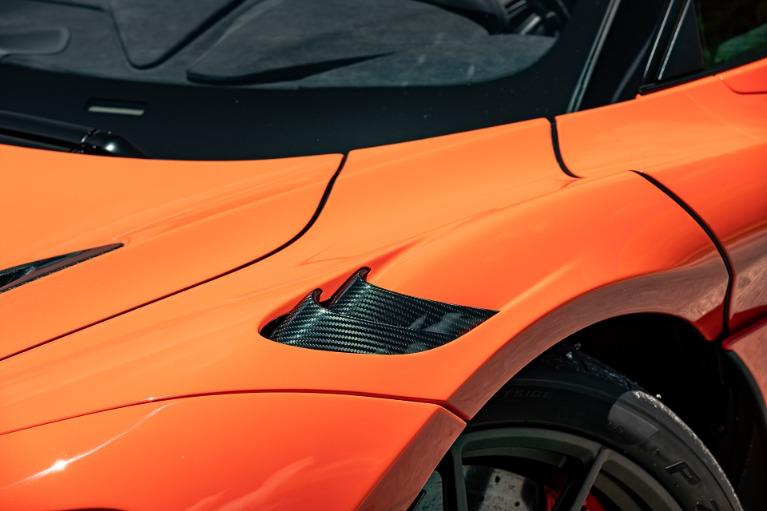 Used 2021 McLaren 765LT for sale Call for price at McLaren Orlando LLC in Titusville FL 32780 4