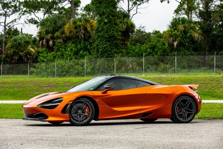 Used 2018 McLaren 720S Performance for sale $278,880 at McLaren Orlando LLC in Titusville FL 32780 3
