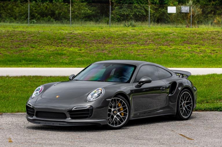 Used 2014 Porsche 911 Turbo S for sale $139,880 at McLaren Orlando LLC in Titusville FL 32780 2