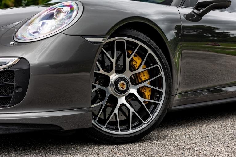 Used 2014 Porsche 911 Turbo S for sale $139,880 at McLaren Orlando LLC in Titusville FL 32780 3