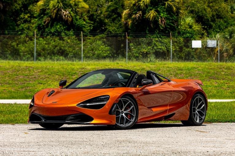 Used 2020 McLaren 720S Spider Performance for sale $338,880 at McLaren Orlando LLC in Titusville FL