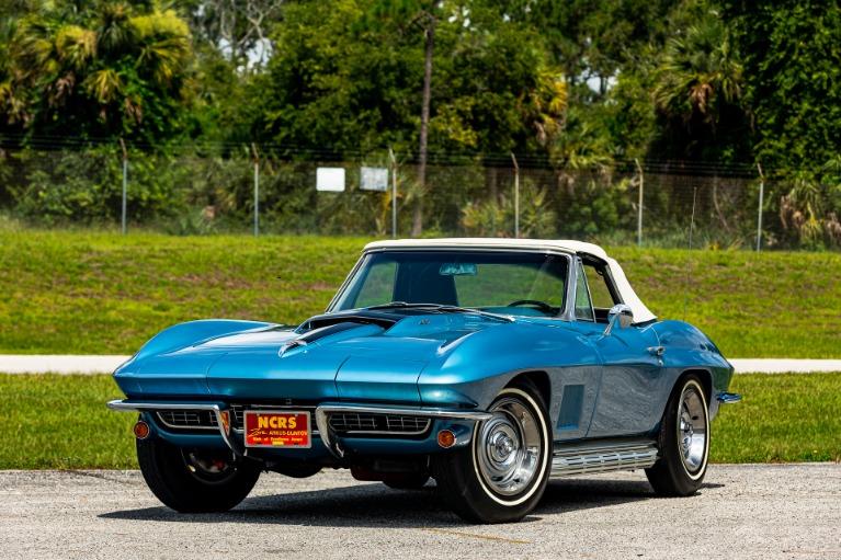 Used 1967 Chevrolet Corvette L71  427/435 for sale Call for price at McLaren Orlando LLC in Titusville FL 32780 4