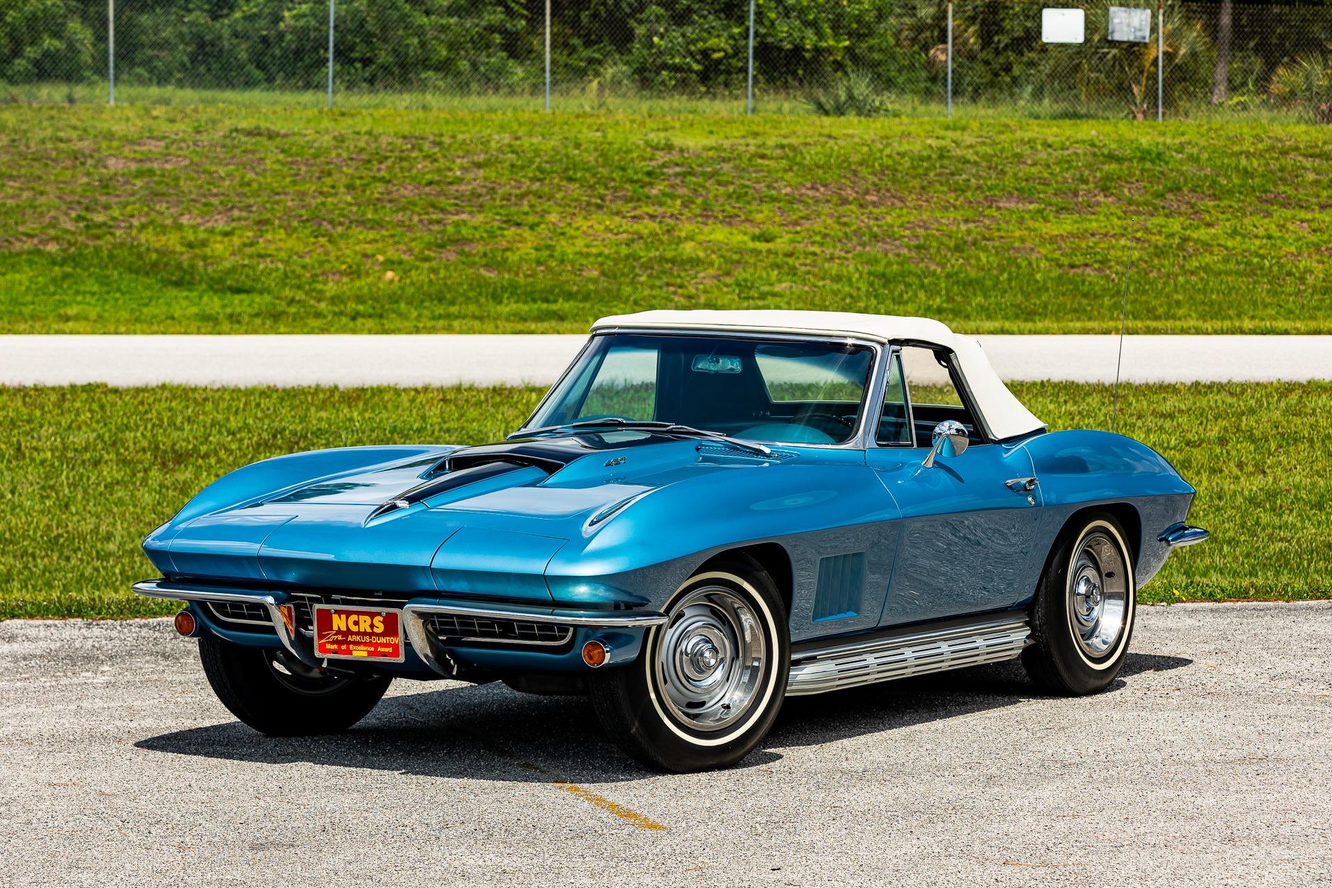 Used 1967 Chevrolet Corvette L71  427/435 for sale Call for price at McLaren Orlando LLC in Titusville FL 32780 1