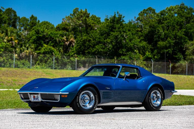 Used 1971 Chevrolet Corvette LS6 Stingray for sale Call for price at McLaren Orlando LLC in Titusville FL 32780 2