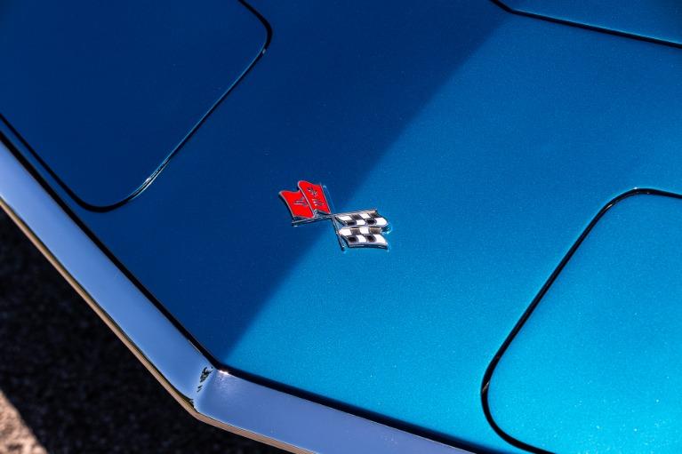 Used 1971 Chevrolet Corvette LS6 Stingray for sale Call for price at McLaren Orlando LLC in Titusville FL 32780 3