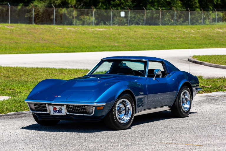 Used 1971 Chevrolet Corvette LS6 Stingray for sale Call for price at McLaren Orlando LLC in Titusville FL
