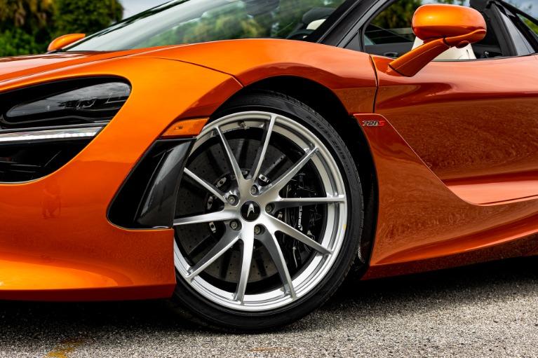 New 2021 McLaren 720S Spider Luxury for sale Call for price at McLaren Orlando LLC in Titusville FL 32780 3