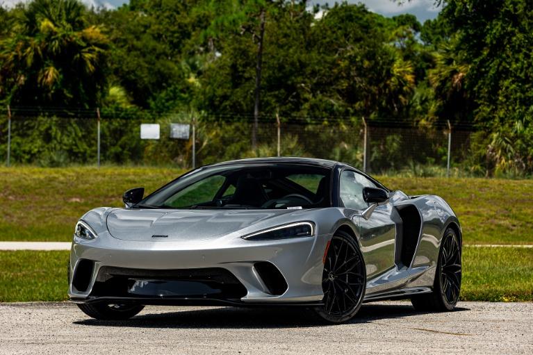 New 2021 McLaren GT for sale Sold at McLaren Orlando LLC in Titusville FL 32780 2