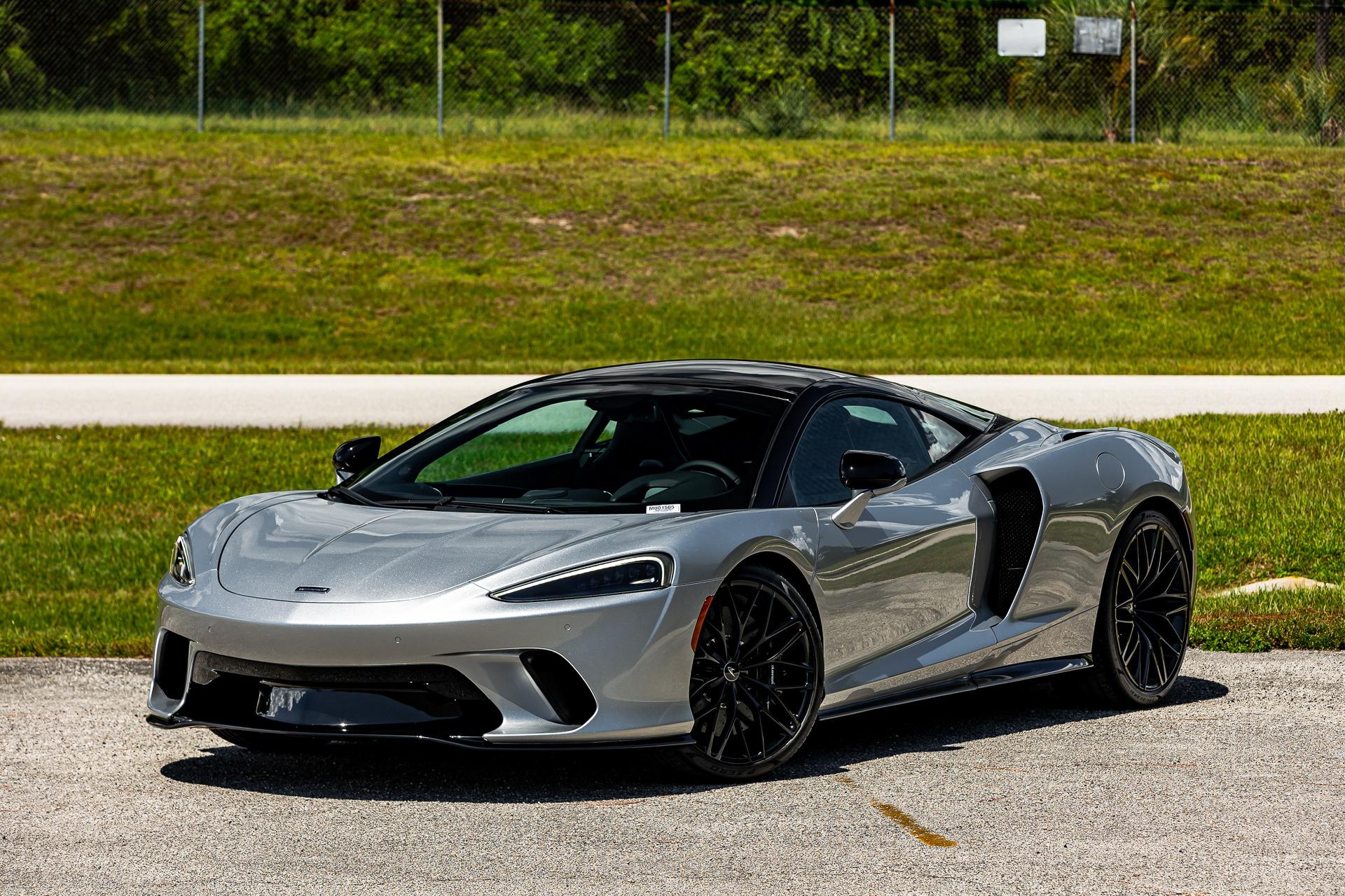 New 2021 McLaren GT for sale Sold at McLaren Orlando LLC in Titusville FL 32780 1