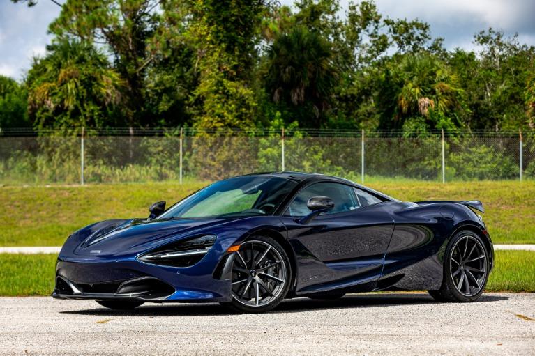 Used 2019 McLaren 720S Luxury for sale $286,880 at McLaren Orlando LLC in Titusville FL 32780 2