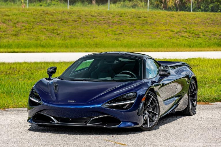 Used 2019 McLaren 720S Luxury for sale $286,880 at McLaren Orlando LLC in Titusville FL 32780 3