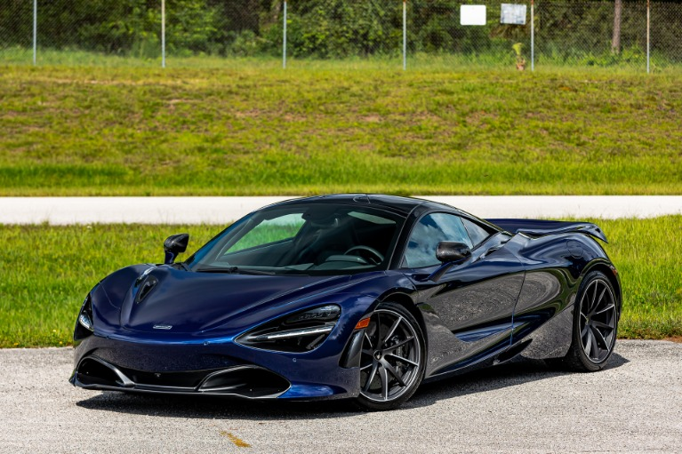 Used 2019 McLaren 720S Luxury for sale $286,880 at McLaren Orlando LLC in Titusville FL 32780 4