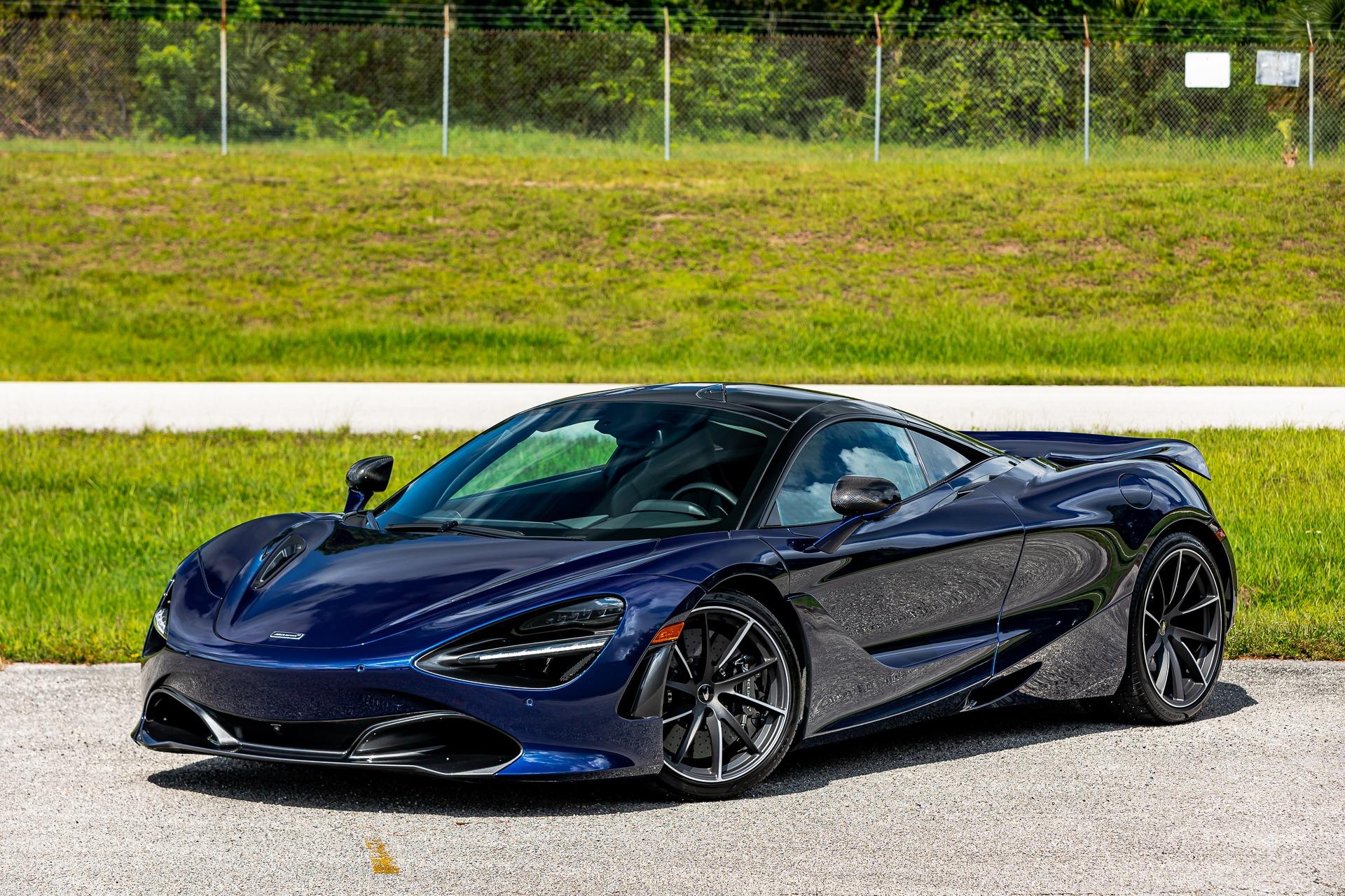 Used 2019 McLaren 720S Luxury for sale $286,880 at McLaren Orlando LLC in Titusville FL 32780 1