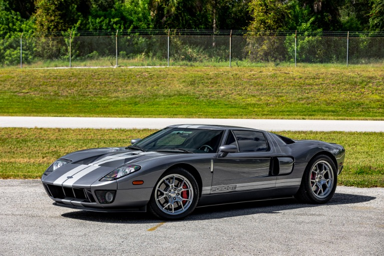 Used 2006 Ford GT for sale $405,880 at McLaren Orlando LLC in Titusville FL 32780 2